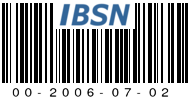 International Blog Serial Number 00-2006-07-02